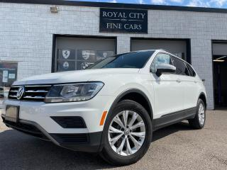 Used 2019 Volkswagen Tiguan TRENDLINE // 4MOTION AWD // LOW KM // CLEAN! for sale in Guelph, ON
