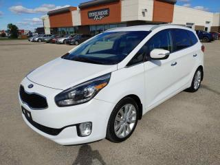 Used 2014 Kia Rondo EX LUXURY for sale in Steinbach, MB