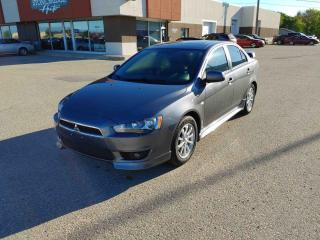 Used 2011 Mitsubishi Lancer SE for sale in Steinbach, MB