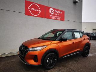New 2021 Nissan Kicks SR for sale in Edmonton, AB