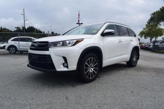Used 2018 Toyota Highlander SE for sale in Coquitlam, BC