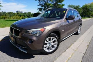 Used 2012 BMW X1 NAVIGATION / PANOROOF / NO ACCIDENTS / LOCAL CAR for sale in Etobicoke, ON