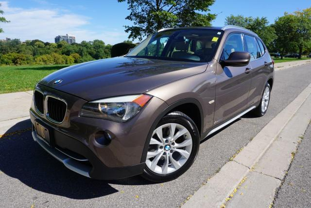 2012 BMW X1 NAVIGATION / PANOROOF / NO ACCIDENTS / LOCAL CAR