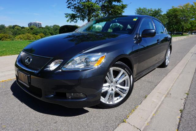 2007 Lexus GS 450H HYBRID IMMACULATE / LOW KM'S / NO ACCIDENTS / LOCAL CAR