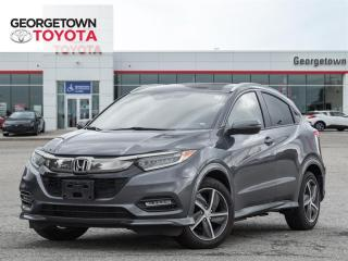 Used 2019 Honda HR-V Touring for sale in Georgetown, ON