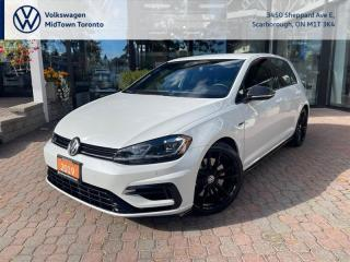 Used 2019 Volkswagen Golf R 2.0 TSI for sale in Scarborough, ON