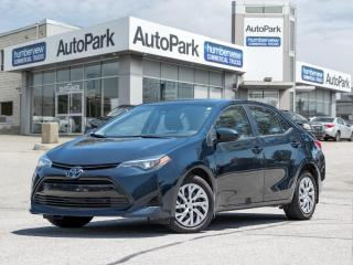 Used 2019 Toyota Corolla LE BACKUP CAM|HEATED SEATS|LANE KEEP ASSIST for sale in Mississauga, ON