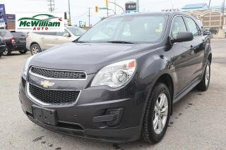 Used 2013 Chevrolet Equinox LS AWD for sale in Winnipeg, MB