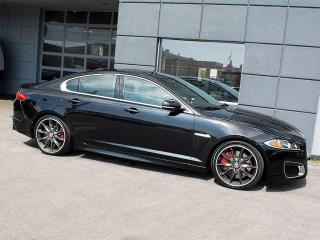 Used 2012 Jaguar XF XFR|NAVI|REARCAM|20 inch ALLOYS|510HP for sale in Toronto, ON