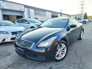 Used 2010 Infiniti G37 Coupe 2dr x AWD for sale in Burlington, ON