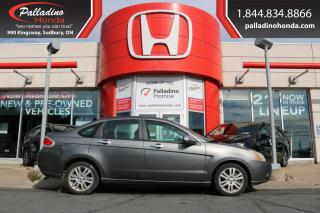 Used 2010 Ford Focus SEL for sale in Sudbury, ON