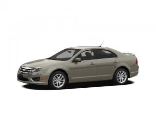 Used 2010 Ford Fusion SEL for sale in Sudbury, ON