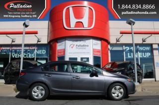 Used 2015 Honda Civic LX for sale in Sudbury, ON