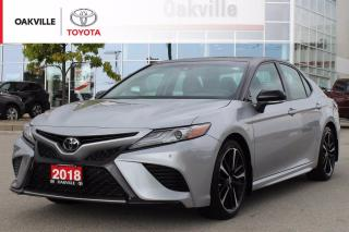 Used 2018 Toyota Camry XSE with New Tires and Rear Brakes for sale in Oakville, ON