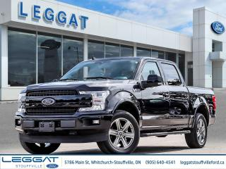 Used 2020 Ford F-150 Lariat for sale in Stouffville, ON