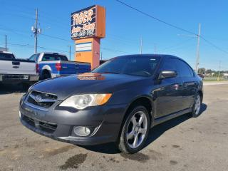 Used 2008 Subaru Legacy 2.5i w/Limited Pkg*LEATHER*SUNROOF*AUTO*ONLY 164KM for sale in London, ON