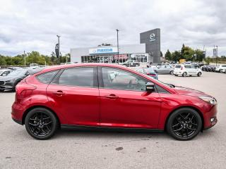 Used 2017 Ford Focus SEL for sale in Hamilton, ON