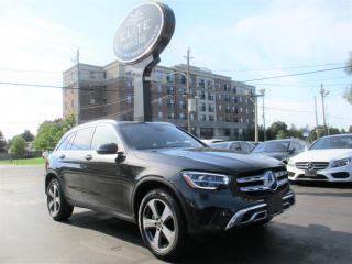 Used 2020 Mercedes-Benz GL-Class GLC 300 4MATIC SUV for sale in Burlington, ON