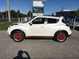 Used 2015 Nissan Juke SL for sale in Newmarket, ON