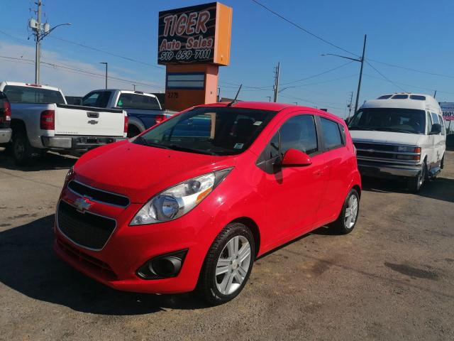 2013 Chevrolet Spark LS*ONLY 54,000KMS*AUTOMATIC*HATCH*CERTIFIED