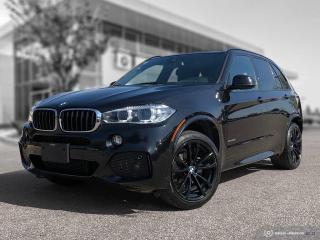 Used 2018 BMW X5 xDrive35i M Sport Enhanced! Accident Free! Local! for sale in Winnipeg, MB