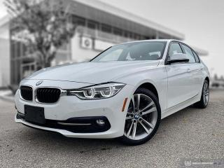 Used 2017 BMW 3 Series 320i xDrive Essential! Sport Line! New Brakes! for sale in Winnipeg, MB