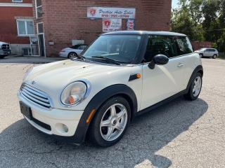 Used 2009 MINI Cooper 1.6L/SUNROOF/AUTOMATIC/SAFETY INCLUDED for sale in Cambridge, ON