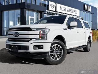 Used 2019 Ford F-150 LARIAT Heated Seats! Pano Roof! Accident Free! for sale in Winnipeg, MB