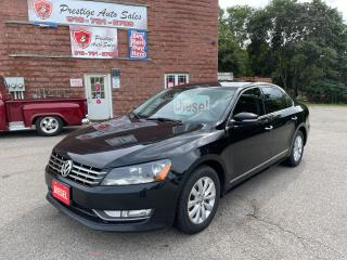 Used 2014 Volkswagen Passat TDI 2L/DIESEL/NO ACCIDENTS/SAFETY INCLUDED for sale in Cambridge, ON