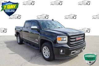 Used 2015 GMC Sierra 1500 SLE V8 4WD for sale in Grimsby, ON