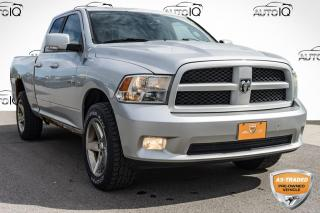 Used 2009 Dodge Ram 1500 AS TRADED SPECIAL | YOU CERTIFY, YOU SAVE for sale in Innisfil, ON