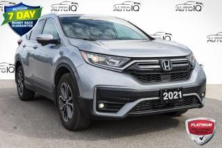 Used 2021 Honda CR-V EX-L LOADED HONDA QUALITY for sale in Innisfil, ON