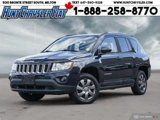 Used 2011 Jeep Compass NORTH | 4X4 | GREAT SHAPE | KEYLESS | PWR GRP & MO for sale in Milton, ON