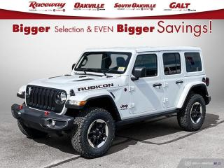 New 2021 Jeep Wrangler Unlimited Rubicon for sale in Etobicoke, ON