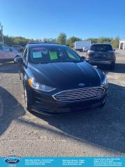 Used 2017 Ford Fusion SE for sale in Church Point, NS