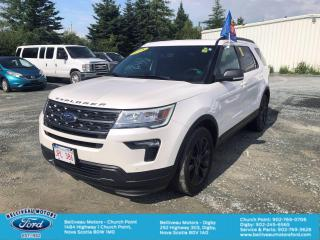 Used 2018 Ford Explorer XLT for sale in Church Point, NS