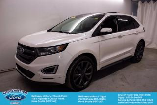 Used 2018 Ford Edge SPORT for sale in Church Point, NS