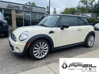 Used 2012 MINI Cooper LOW KMS l LEATHER l SUNROOF for sale in New Hamburg, ON