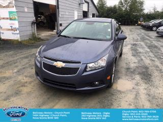 Used 2013 Chevrolet Cruze 1LT for sale in Church Point, NS