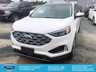 Used 2020 Ford Edge Titanium for sale in Church Point, NS