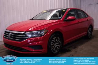 Used 2019 Volkswagen Jetta SEL for sale in Church Point, NS