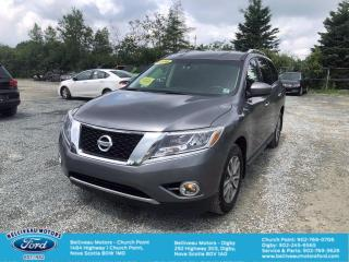 Used 2016 Nissan Pathfinder SV for sale in Church Point, NS