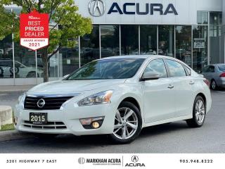 Used 2015 Nissan Altima 2.5 SL CVT for sale in Markham, ON