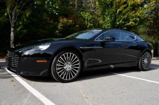 Used 2014 Aston Martin Rapide S for sale in Vancouver, BC