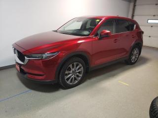 Used 2019 Mazda CX-5 GT|Navi|Htd Lthr|Local|Pwr Tailgate|Loaded for sale in Brandon, MB