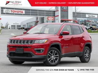 Used 2018 Jeep Compass for sale in Toronto, ON