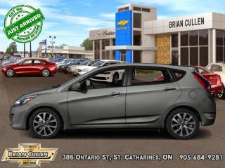 Used 2015 Hyundai Accent LE for sale in St Catharines, ON