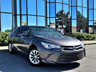 Used 2017 Toyota Camry 4 Cylinder Automatic Loaded for sale in Brampton, ON