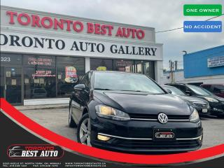 Used 2018 Volkswagen Golf |COMFORTLINE|LEATHER SEAT|SAFETY PKG|ONE OWNER|AUTO| for sale in Toronto, ON