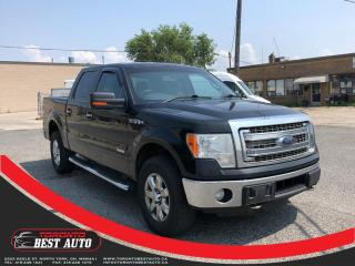 Used 2014 Ford F-150 4WD SUPERCREW for sale in Toronto, ON